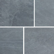 Digby Evolution Stone Black Slate Porcelain Swatch