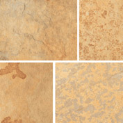 Digby Evolution Stone Golden Harvest Porcelain Swatch